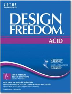 Design Freedom Acid Perm N/T REGULAR