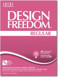 Design Freedom Regular Alkaline Perm