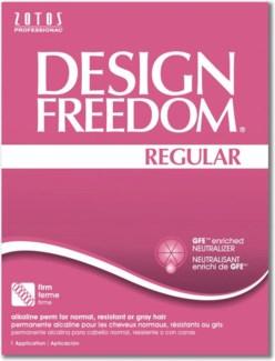 @ Design Freedom Regular Alkaline Perm