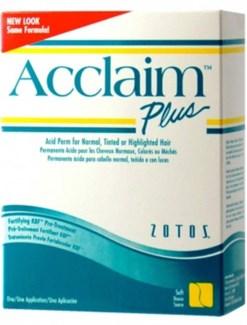 @ $ Acclaim Acid Plus Perm Regular