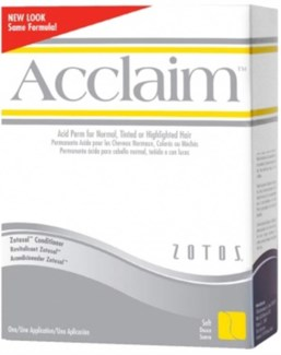 Acclaim Acid Perm Regular