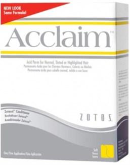 @ Acclaim Acid Perm Regular