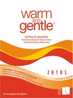 Warm & Gentle Acid Perm Regular