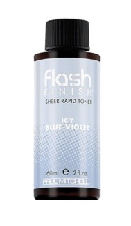 60ml Flash Finish Icy Blue Violet PM