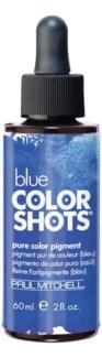 60ml Blue Color Shots PM 2oz