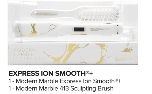 Express ION Smooth MARBLE LE HD17