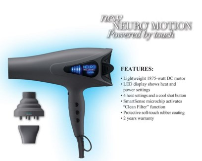 Neuro Motion Dryer PM NDMNA