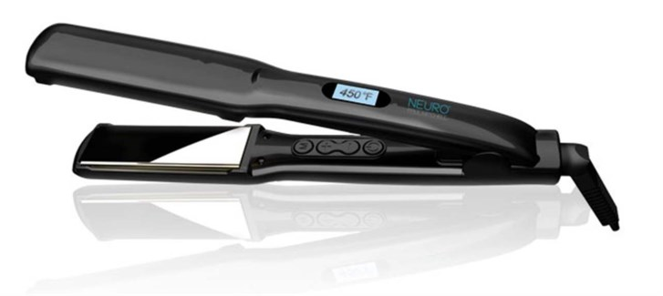"1.25"" Neuro Smoothing Flat Iron NS12NA"