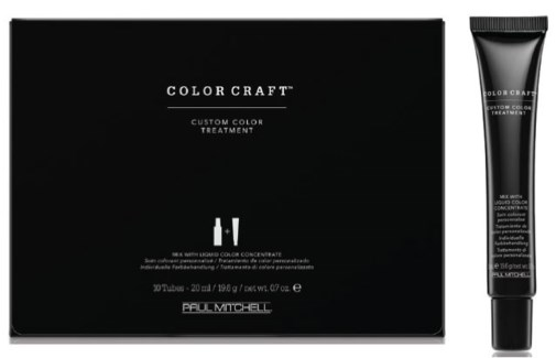 Custom Color Craft Treatment 10Tubes