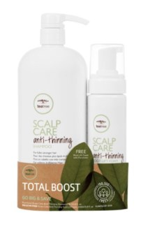 Tea Tree Anti Thin Shamp + Root LiftJA17