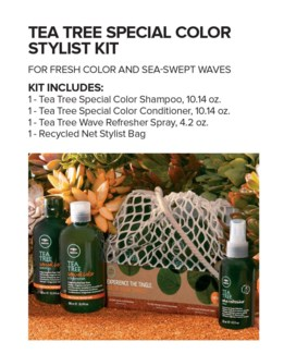 Tea Tree COLOR Stylist Kit PM JA18