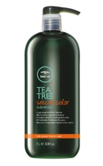 Ltr Tea Tree COLOR Shampoo 33.8oz PM