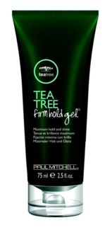 $ 75ml Tea Tree Firm Hold Gel PM 2.5OZ