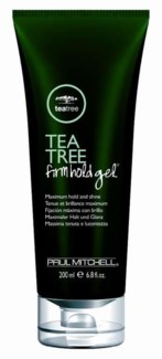 200ml Tea Tree Firm Hold Gel PM 6oz