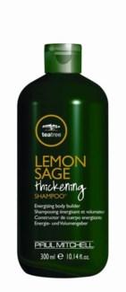 300ml Lemon Sage Thickening Shampoo