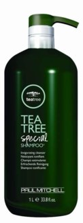Litre Tea Tree Shampoo PM 33.8oz