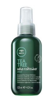 125mL Tea Tree Wave REFRESHER Spray 4.2o