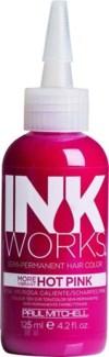 125ml Hot Pink Inkworks PM 4.2oz FP