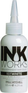 125ml White Inkworks PM 4.2oz FP