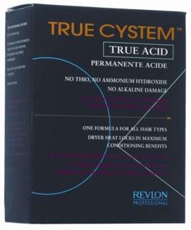 True Cystem Perm HEAT BK -Acid