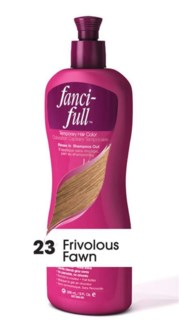 $BF 266ml Fanciful Rinse #23 Frivolous F