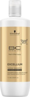 NEW 1Ltr BC EXCELLIUM Taming Shampoo