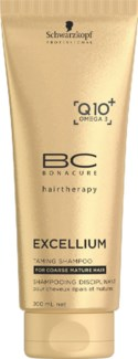NEW 200ml BC EXCELLIUM Taming Shampoo