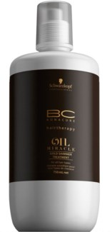 750ml Bc Oil MIRACLE Shimmer Treatme