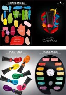 IGORA ColorWorx Color Chart