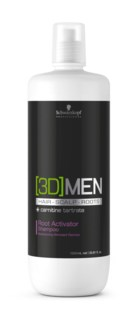 3D MEN LTR ROOT ACTIVATOR SHAMPOO 33.8oz