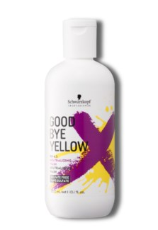 300ml Neutralizing Wash GOODBYE YELLOW
