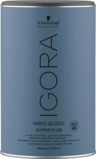 NEW IGORA Vario Blond Super Plus 450g