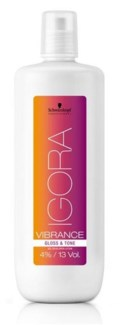 IGORA Vibrance Gloss & Tone 4% 13Vol