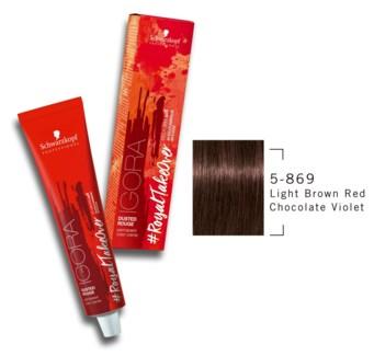 5-869 Lgt Brn Red Chocolate Violet RTO