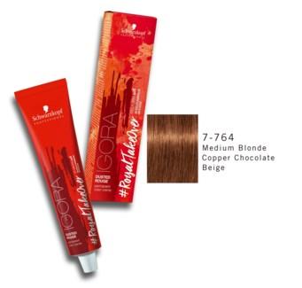 7-764 Med Bld Copper Choco Beige RTO
