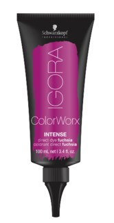 IG ColorWorx INTENSE Direct Dye FUCH FP