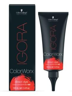 IG ColorWorx Direct Dye Red 100ml