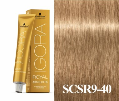 9-40 Extra lgt Blond Beige Nat Absolute