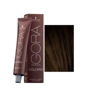 MAY1 3-0 10 Min Igora Color10 Dark Brown