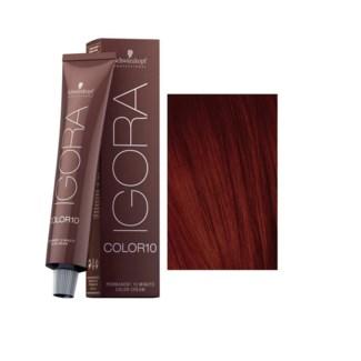 4-89 10 Min Igora Color10 Med Brown Red