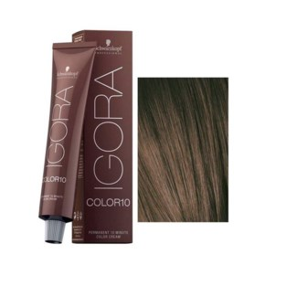 6-6 10 Min Igora Color10 Drk Blonde Aubu