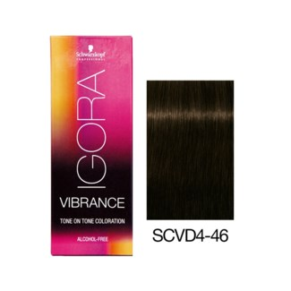 NEW VIBRANCE 4-46 Med Brown Beige Chocol