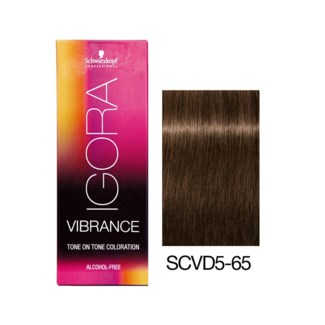 NEW VIBRANCE 5-65 Lgt Brown Choco Gold