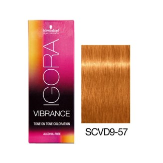 NEW VIBRANCE 9-57 Extra Lgt Blonde Gold
