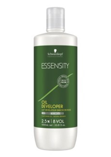 2.5% 1Ltr Essensity Oil Developer 8VOL