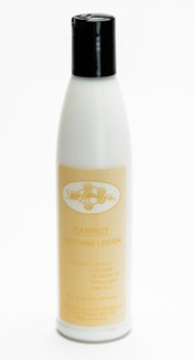 8oz Carrot After Wax Lotion SHARONELLE