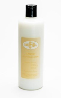 16oz Carrot After Wax Lotion SHARONELLE