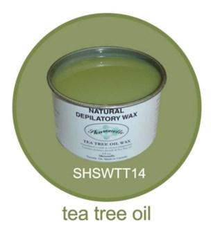 Tea Tree Oil Wax 14oz SHARONELLE