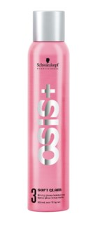 Osis+ 200ml SOFT GLAM Strong Gloss Spray