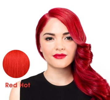 SPARKS RED HOT LL HAIR COLOR 3OZ